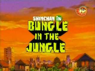 Shinchan in Bungle in the Jungle 2011 Hindi Dubbed Download 720P HD 400MB