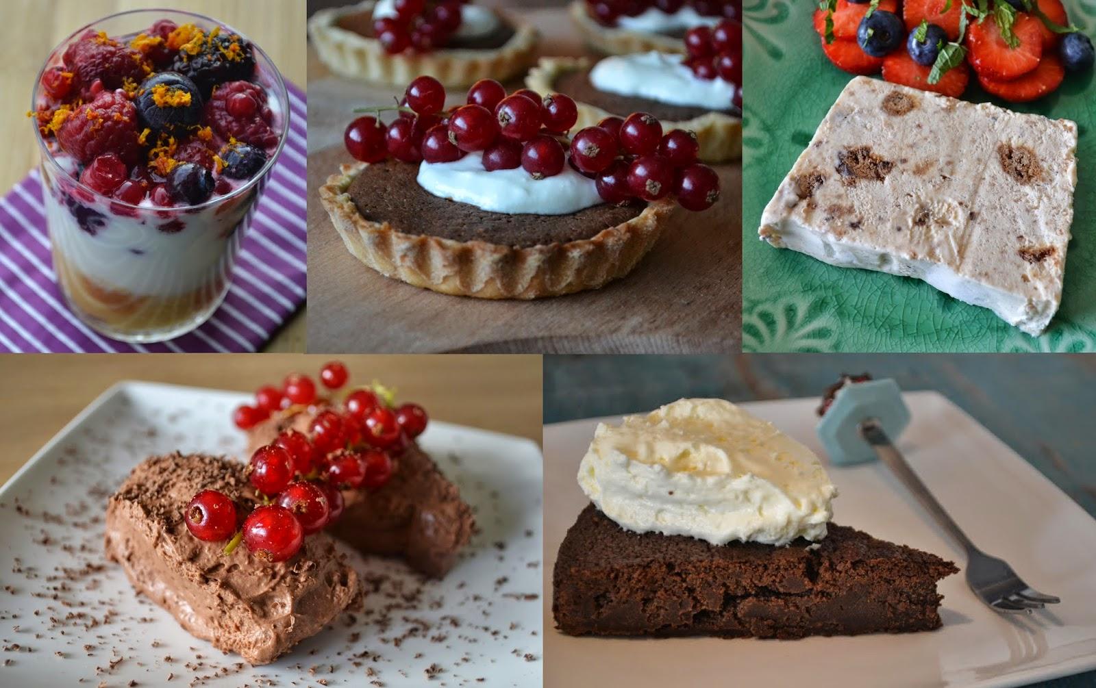 Mijn Kookavonturen 5 Heerlijke Kerst Desserts