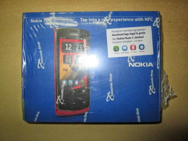 Nokia jadul 700