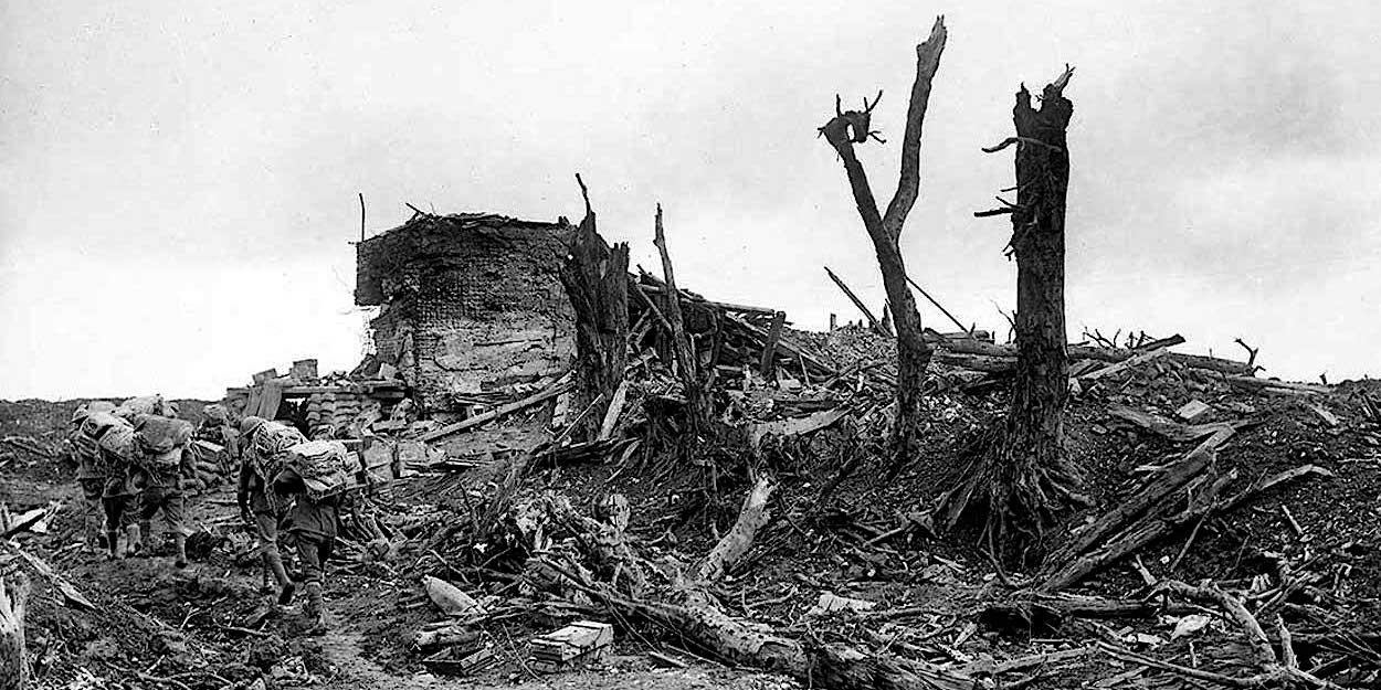 Battle of Pozieres Ridge