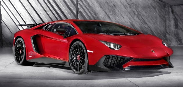 Lamborghini Aventador LP750-4 Superveloce