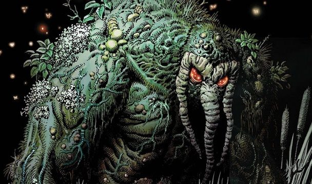 Asal-Usul dan Kekuatan Man-Thing, Monster Rawa dari Marvel Comics