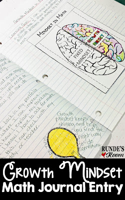 https://www.teacherspayteachers.com/Product/Growth-Mindset-Math-Journal-Entry-2313346