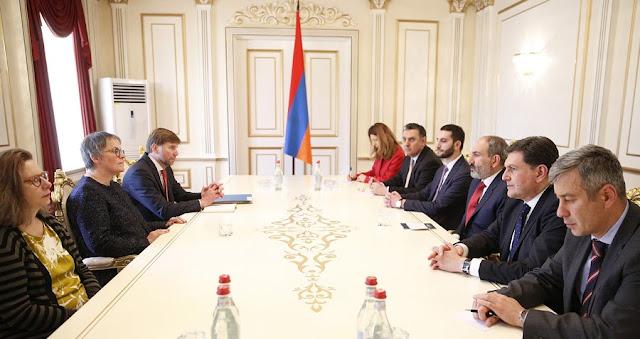 PACE está dispuesto a apoyar a Armenia con reformas