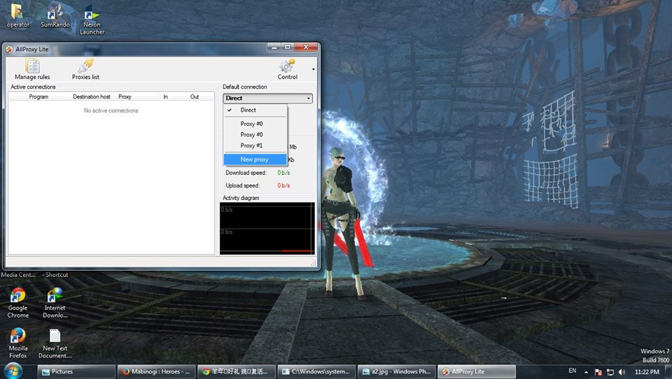 how to play vindictus in canada with nexon launcher