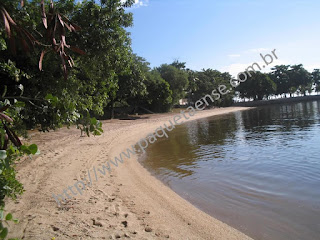 Imagem da Praia da Imbuca
