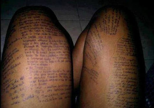 Some students forget expo inside their answer sheets - WAEC