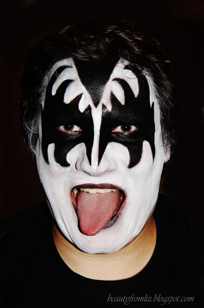 gene simmons makeup - photo #12