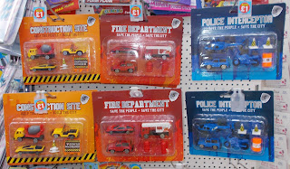 Carded Toys, Construction Site, Die Cast Toys, Fire Department, Fire Engine, Header Cards, Helicopter, Jeep Wrangler, Motorbike, Motorcycle, Plastic Toys, Play Set, Police Interceptor, Poundworld Plus, Small Scale World, smallscaleworld.blogspot.com, street Furniture, ITP Imports,
