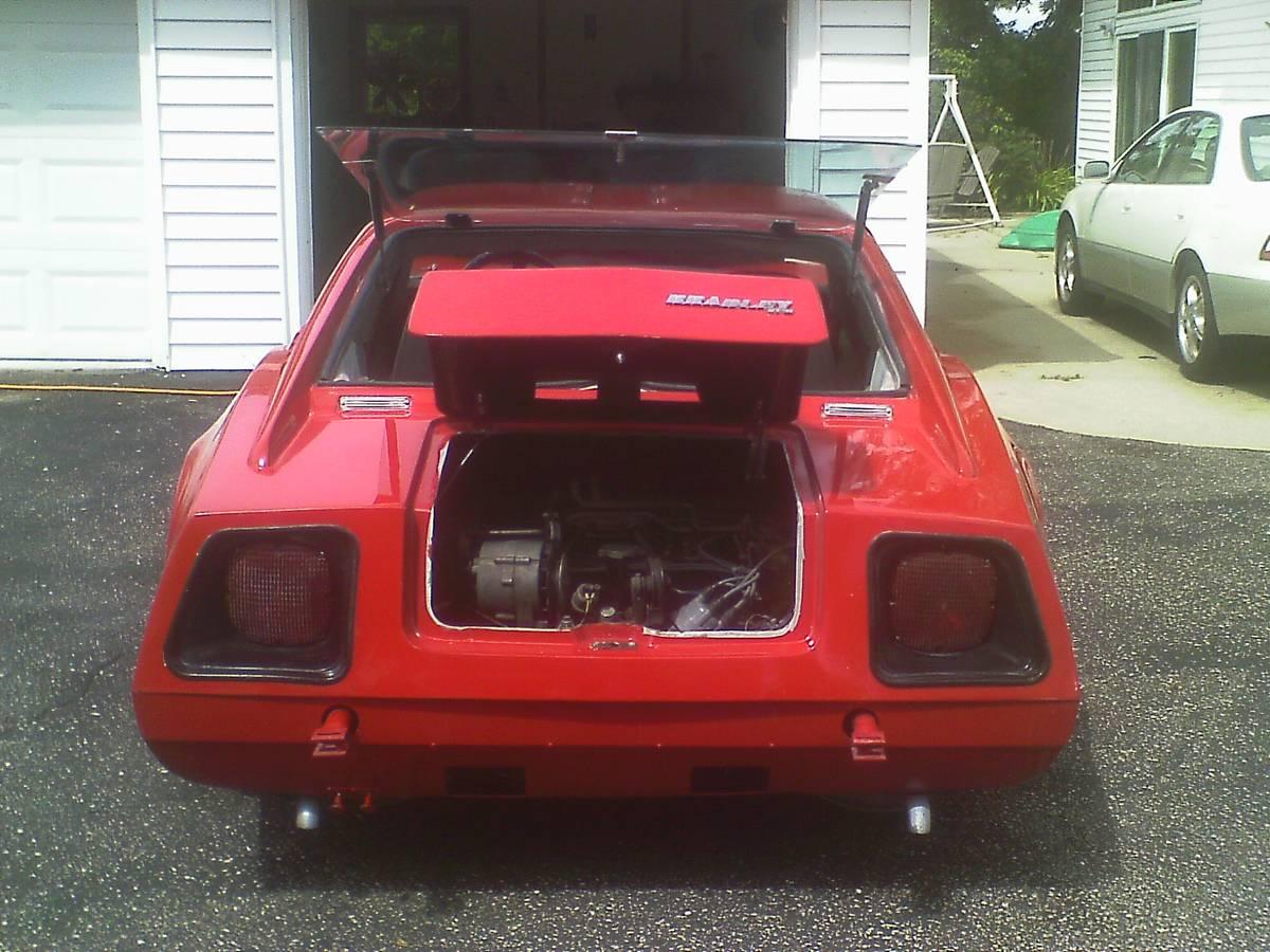 Daily Turismo: Vair Power: 1977 Bradley GT