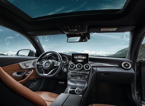 Mercedes Benz C 300 Coupé Automático AMG Line