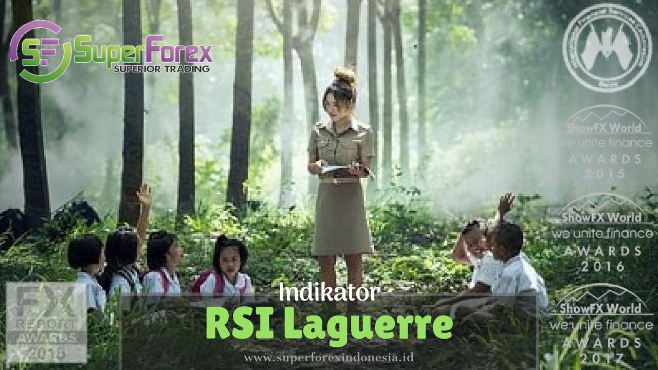 Indikator RSI Laguerre