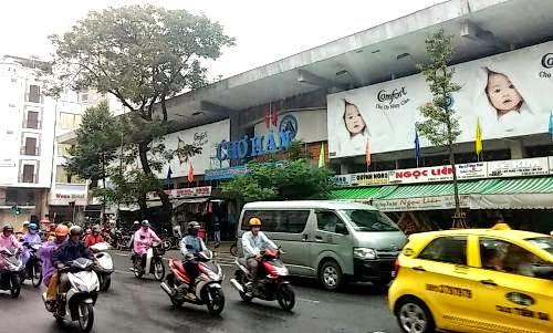 Ba khu chợ nổi tiếng nhất ở Đà Nẵng