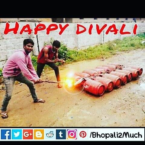Funny Happy Diwali Meme