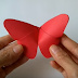 How to Make an Easy Origami Butterfly - step by step