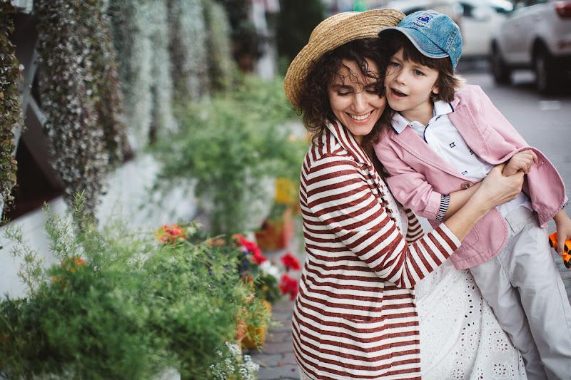 Gilochka мама и сын