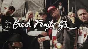 Crack Family Gz,shampu,bazuka,militancia rapper,