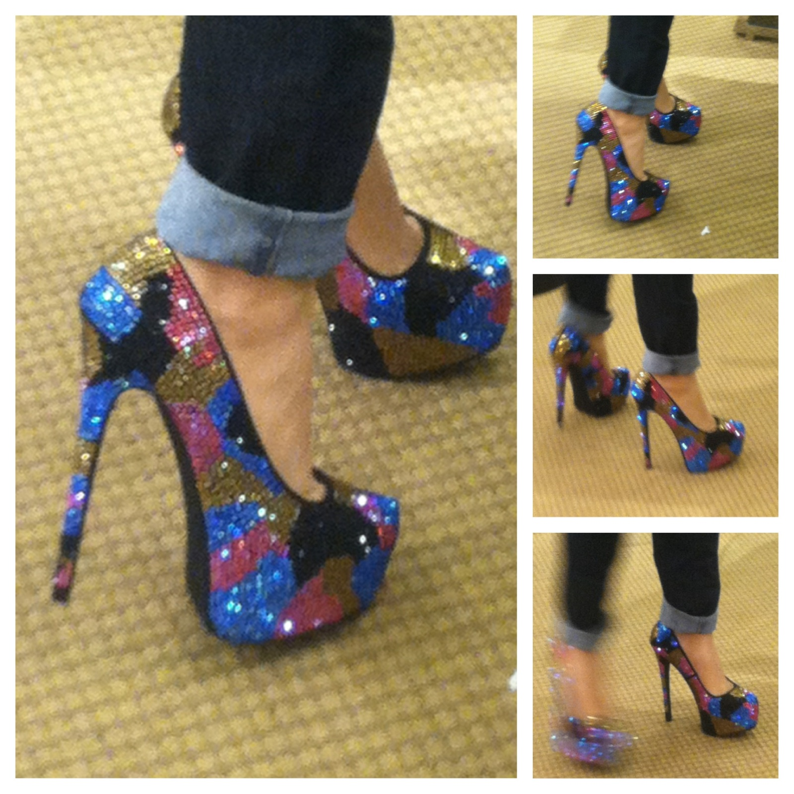 ca4e0ac04fe I must say these Steve Madden pumps are my favorite pumps yet. When I saw  them for the first time