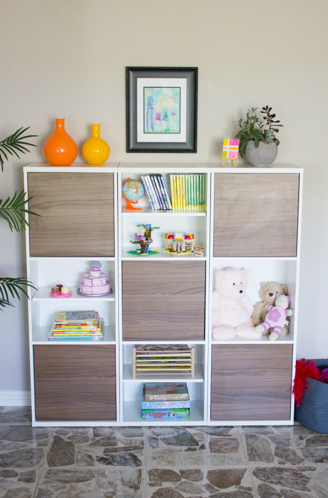 A Kid Friendly Living Room With Hayneedle Design Improvised   Kid Friendly  Living Room