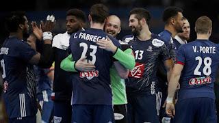 BALONMANO (Mundial masculino 2017) - Francia llega a la final a costa de Eslovenia y buscará su sexto título