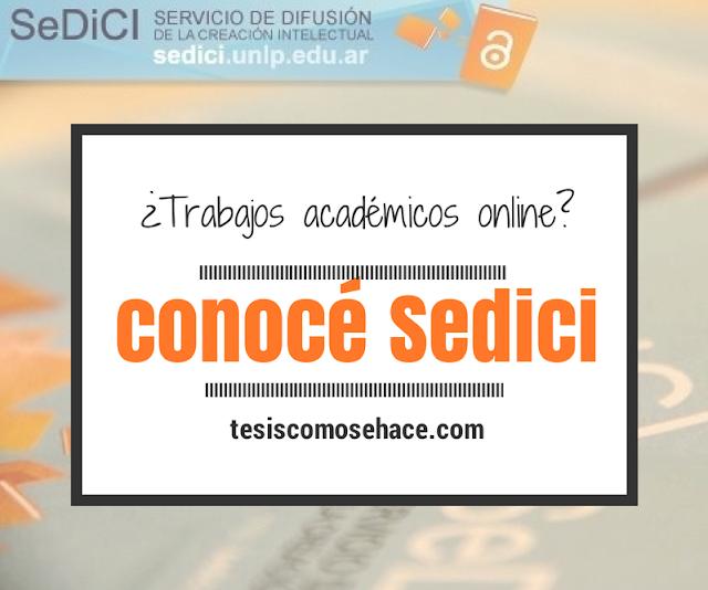 sedici, universidad de la plata
