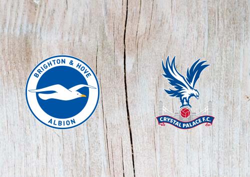 Brighton vs Crystal Palace - Highlights 04 December 2018