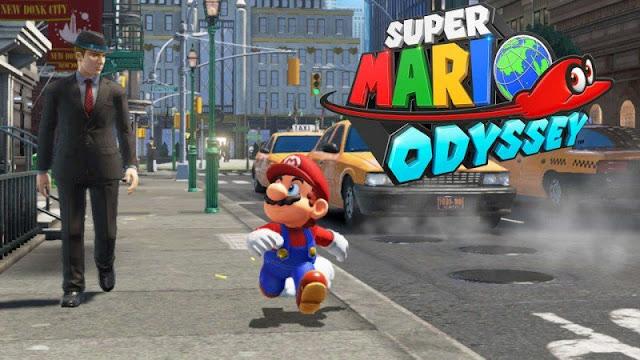 Super Mario Odyssey tendría online según PG de Australia