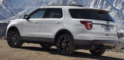 2018 Ford Explorer Release Date
