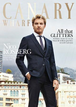 Canary Wharf magazine editor resumes role - PR Songbird