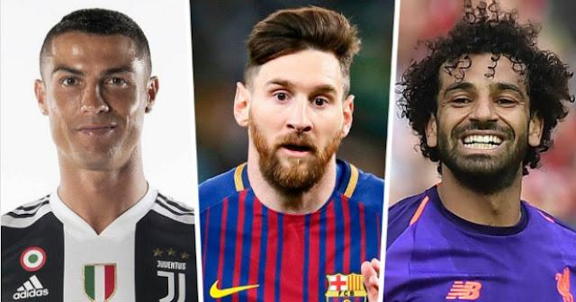 Chiếc giày vàng: Ronaldo hẹn bá chủ Serie A, đua tài Messi – Salah 1