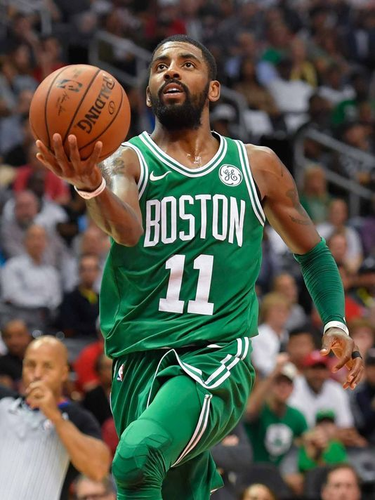 9c9b36b0bf79 AFRICAN AMERICAN REPORTS  NBA star Kyrie Irving renovates his High ...