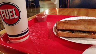 Combo comida rápida Nueva York