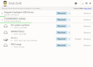 Disk Drill [Full] for MAC ดาวน์โหลดโปรแกรมกู้รูป วิดีโอ