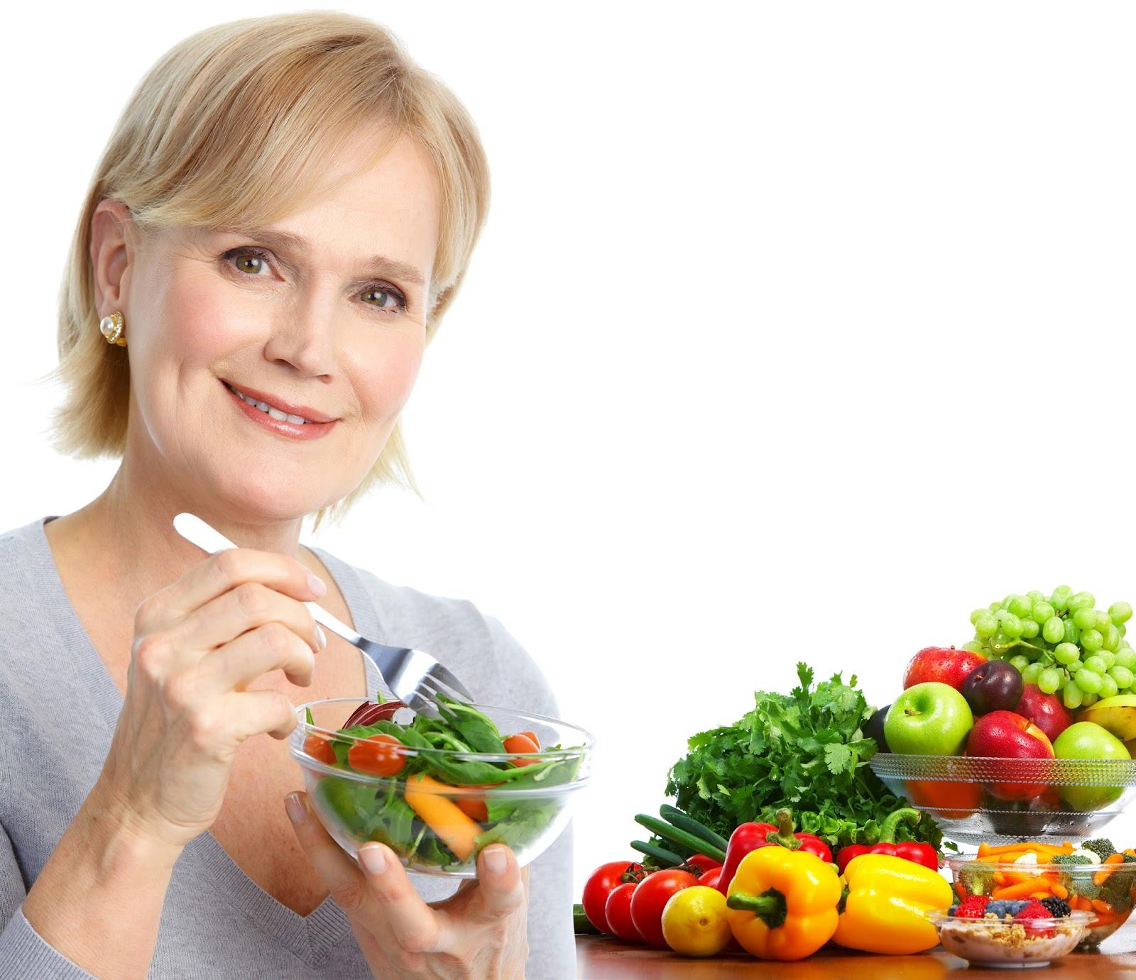Советы похудения при климаксе