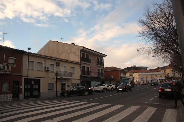 paso peatonal Illescas