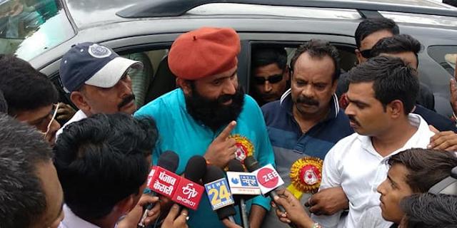 जो नेता वोट मांगेगा, उसका मुंह काला कर देंगे: करणी सेना | MP NEWS