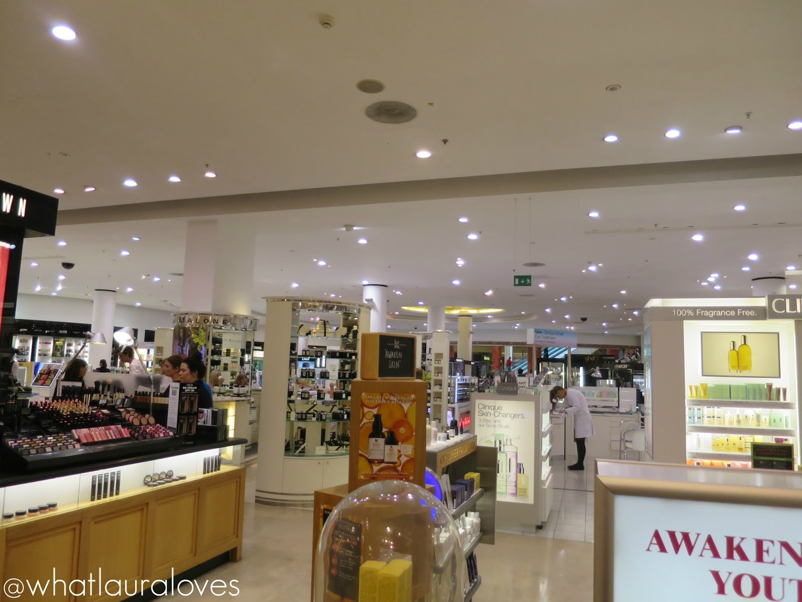 478108bd09d1 The Selfridges Trafford Centre Beauty Hall Experience - What Laura Loves