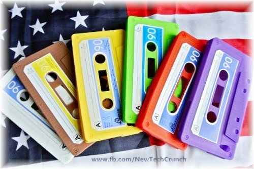 iphone cassette tape cases new style