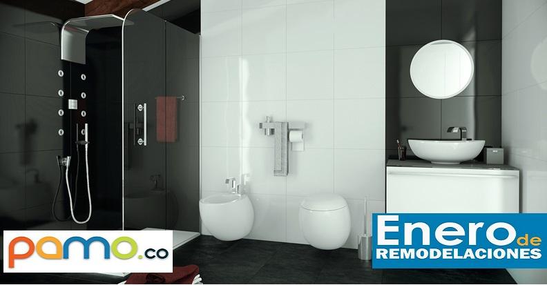 Baño estilo minimalista, la mejor opcion para remodelar tu baño este ...