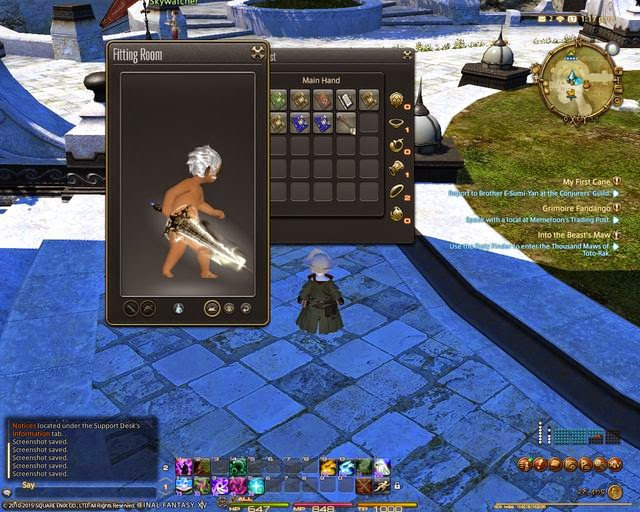 Relic Weapons | FFXIV:TH