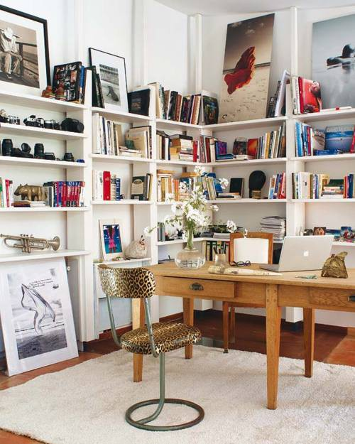 Good morning style libros orden y estanterias - Estanterias metalicas para libros ...
