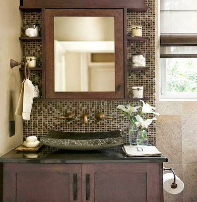Mosaic Tile in your Bathroom