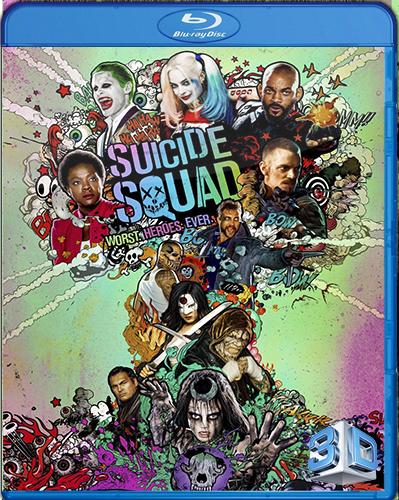 Suicide Squad [2016] [BD50] [3D] [Latino]