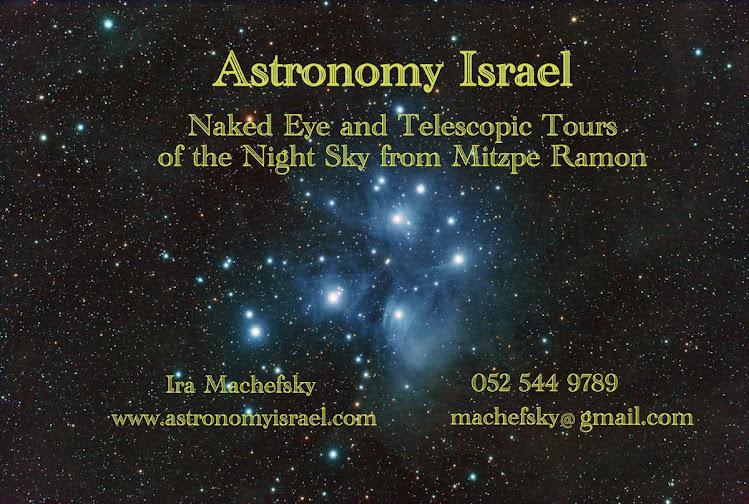 Astronomy Israel: Moon Phases Calendar