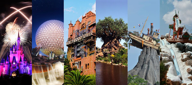 Parques de Disney en Orlando: Walt Disney World