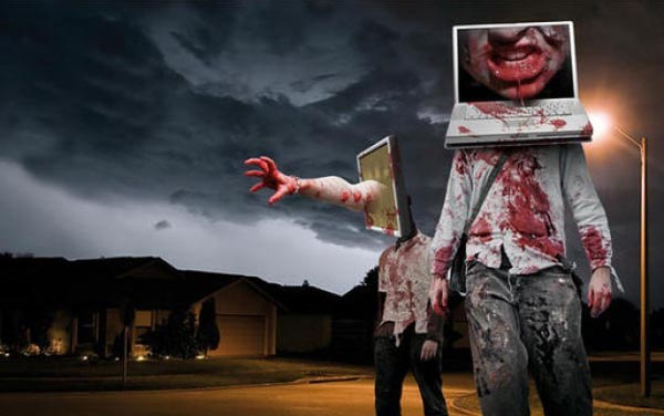 detectar peligros virus zombi computadora