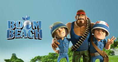 لعبة boom beach, تحميل لعبة boom beach مهكرة جاهزة, boom beach تهكير, تحميل لعبة بوم بيتش للأندرويد, اسرار لعبة بوم بيتش, زيادة الجواهر في لعبة boom beach