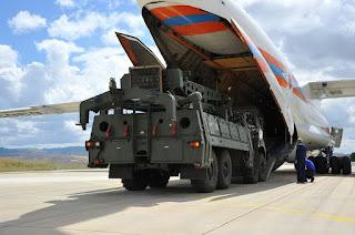 Rudal S-400 Turki