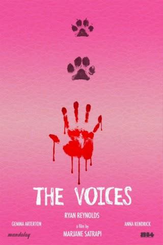 The Voices [2014] [DVD FULL] [NTSC] [Latino]