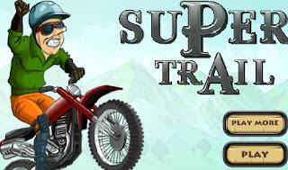Super Trail Racing Games